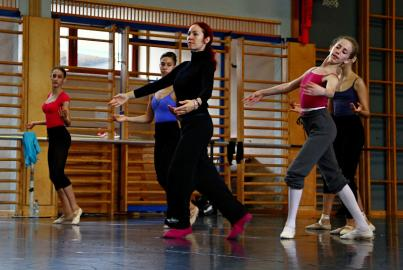 1.  Jugend Ballett Workshop